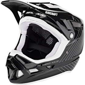 100% Aircraft DH Composite Casque, silo